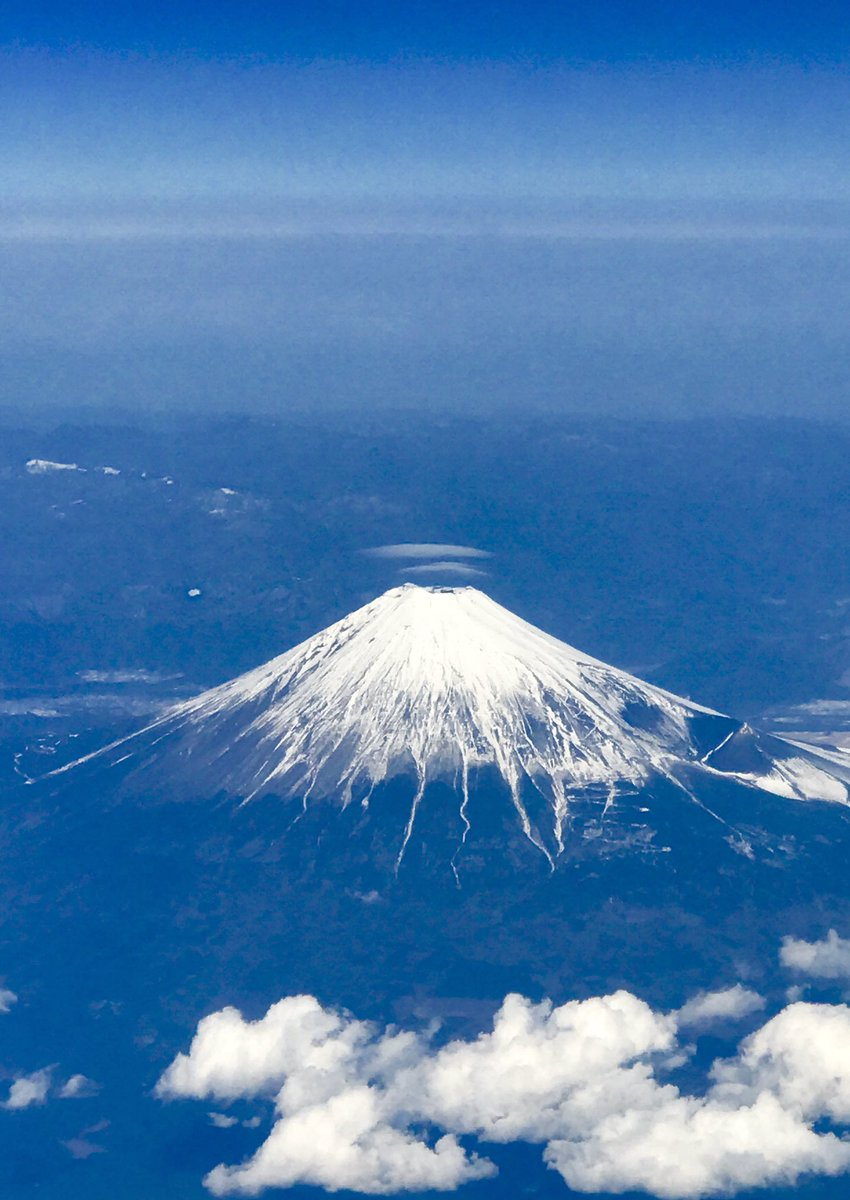 Fantastic warm audience in Osaka last night.このような素晴らしい視聴者でありがとう I took this picture from the airplane of Mt Fuji. https://t.co/WygkcUlhz1