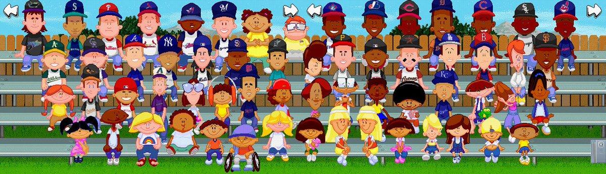 Cespedes Family Bbq On Twitter Backyard Baseball 2001 Had 31