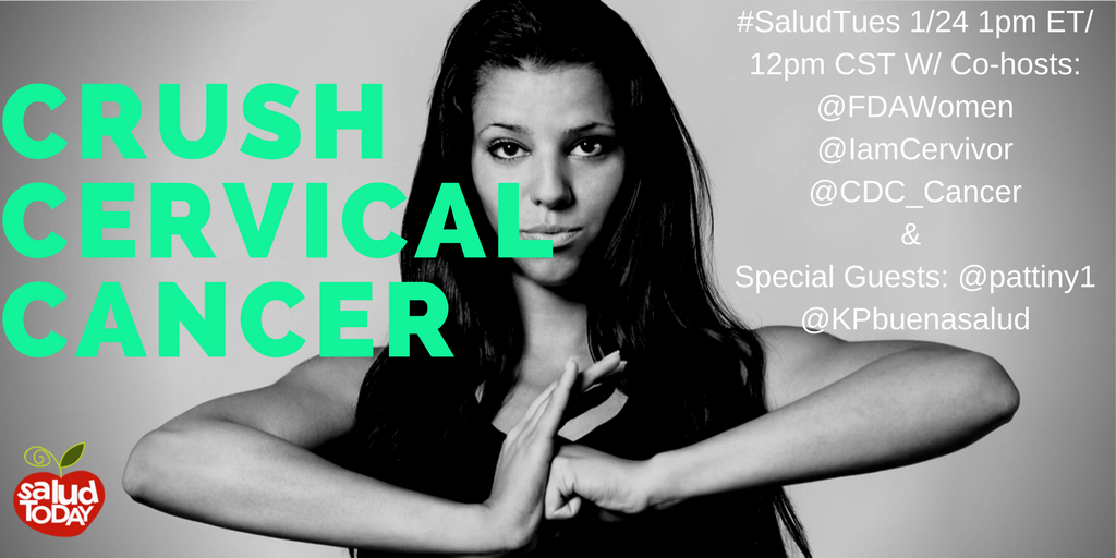 Thumbnail for Crush Cervical Cancer