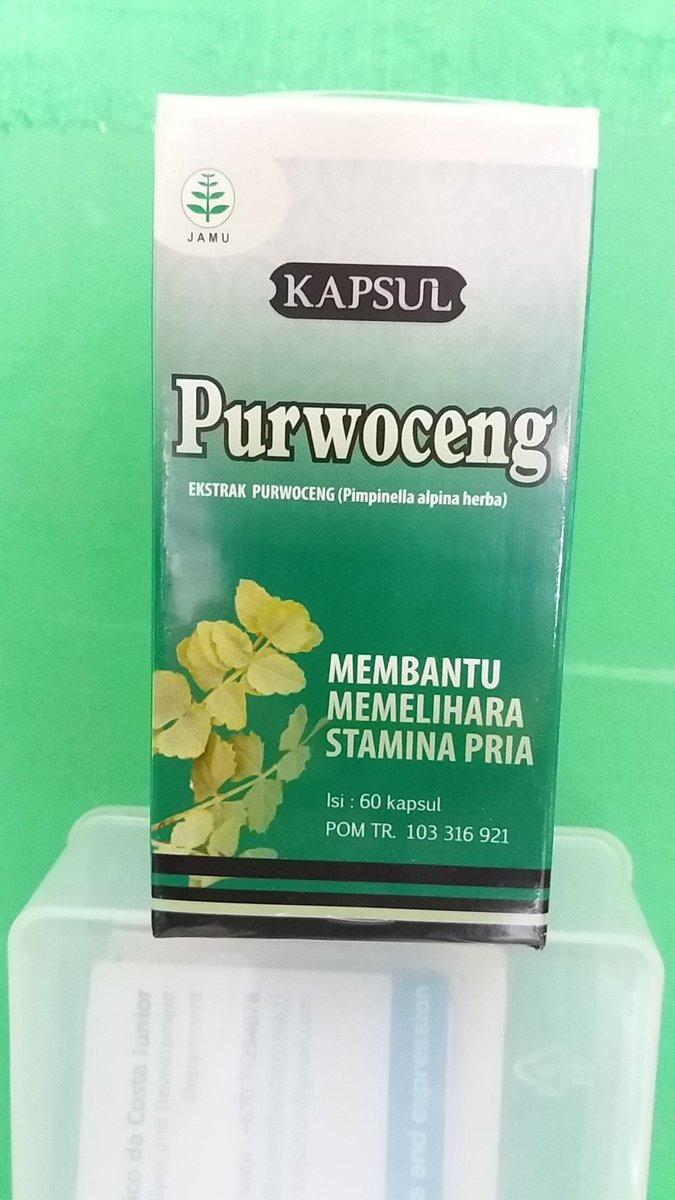 purwoceng hashtag on twitter