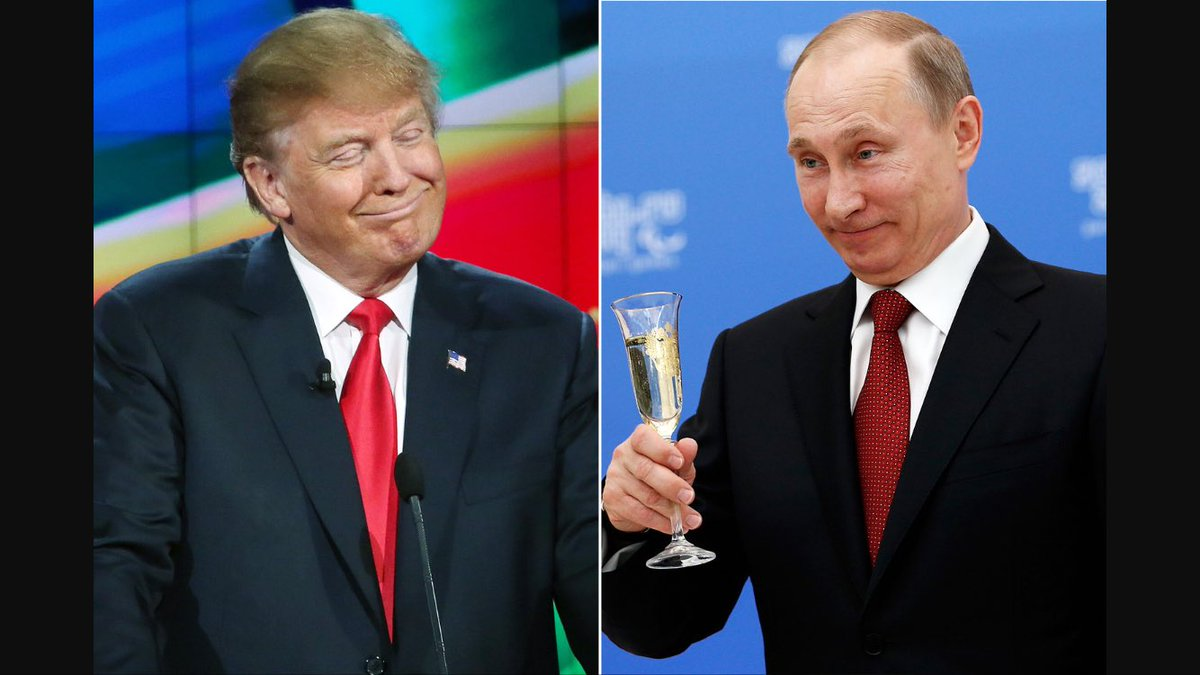 Trumps approval rating in Russia is 60%. Trumps approval rating in US 40%. #Trump #TheResistance #TrumpLeaks #Russiansdidit #russiafactor<br>http://pic.twitter.com/7i12AVHXNl