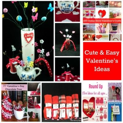 7 Easy Valentine's Ideas