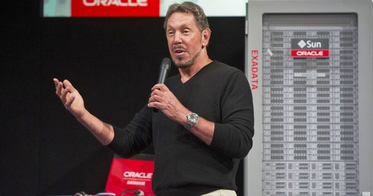 Oracle faces Labor Department lawsuit over job discrimination