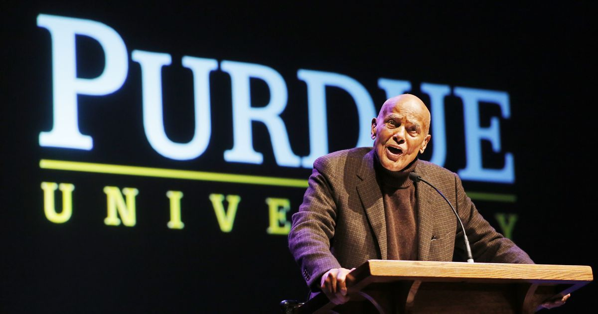 Harry Belafonte: make the U.S. 'ungovernable' for Donald Trump https://t.co/esI8fe4DD0 https://t.co/FpoMMo5UdK