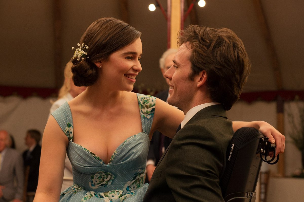Congratulations to #MeBeforeYou on winning the #PeoplesChoice Award fo...