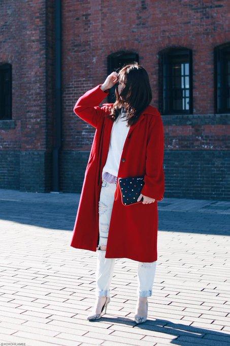 Japanese Fashion Blogger xoxoHilamee