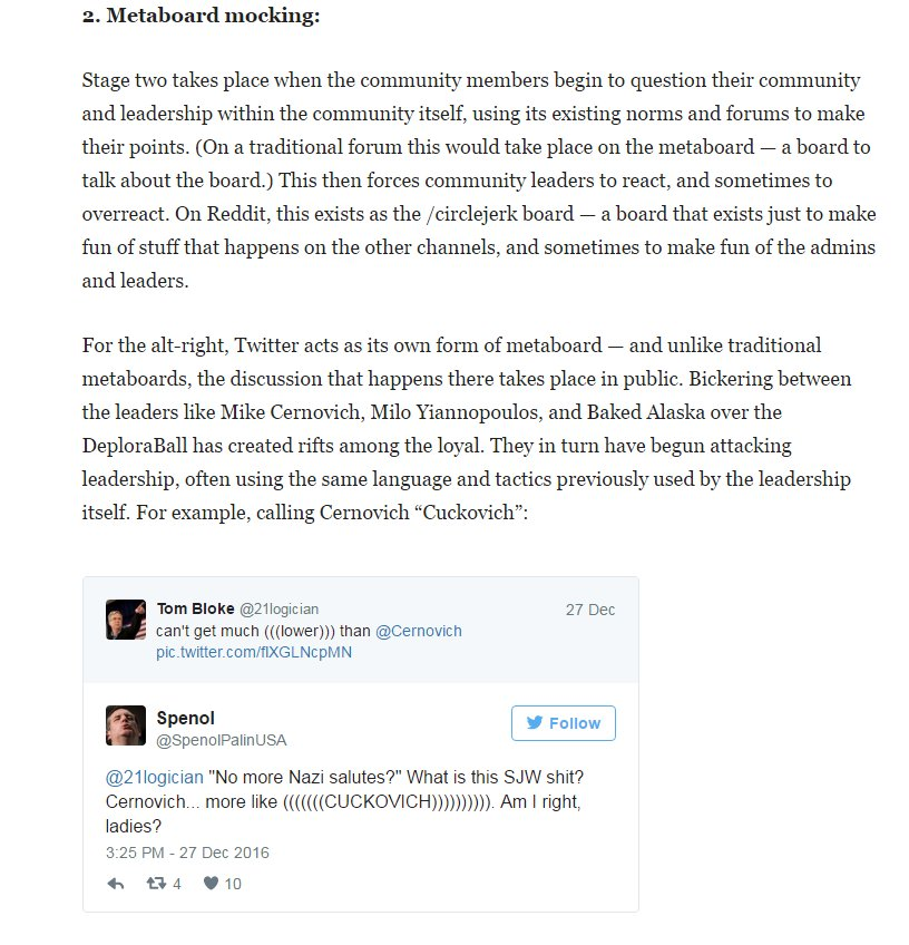 I\'m glad that Buzzfeed finally exposed @21logician and @SpenolPalinUSA as Alt-Right.