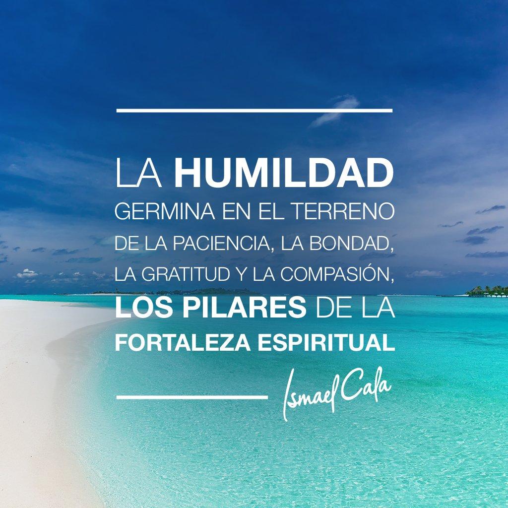 Ismael Cala On Twitter Cosecha Humildad Y Tendrás Fortaleza