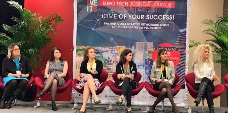 #JamaisSansElles &gt; #Innovation et performance grâce à la diversité, un enseignement du #CES2017 &gt;  http:// bit.ly/2j8CI9F  &nbsp;   #womenintech #Tech<br>http://pic.twitter.com/gkvXaF1cak