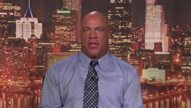 Kurt Angle Talks Vince McMahon Relationship, WWE Future, Addiction, #A...