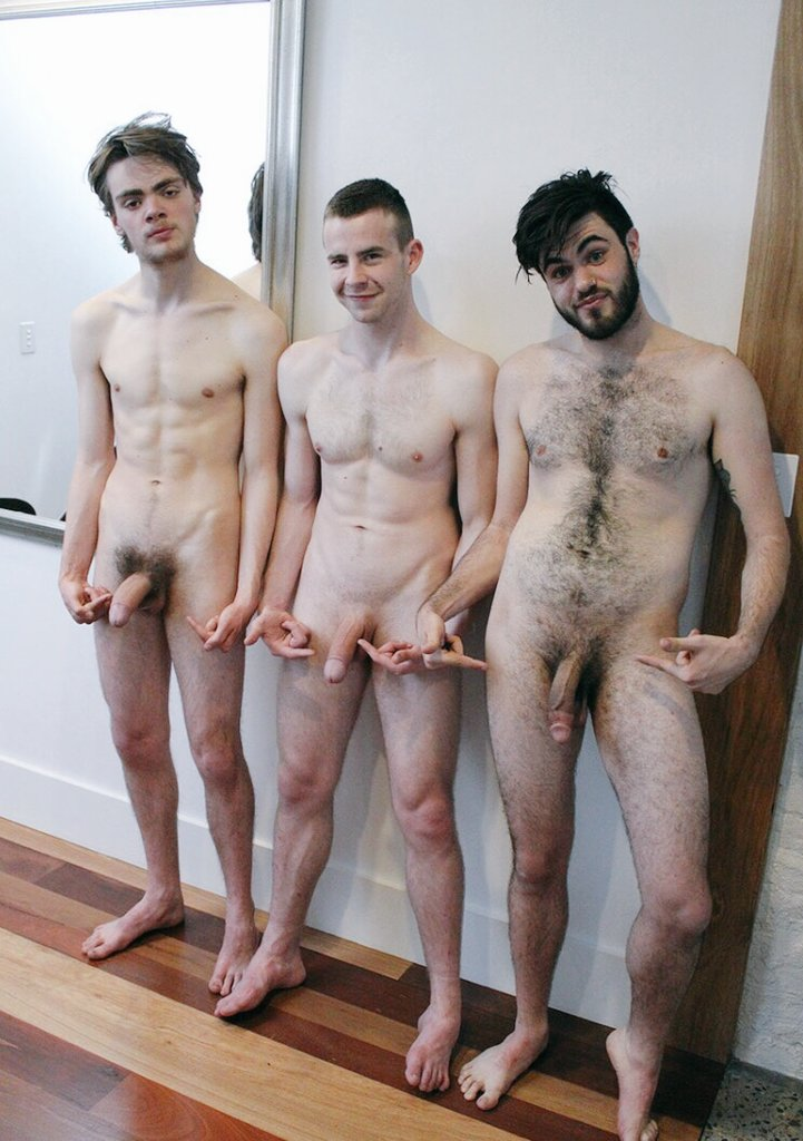 hot nude men christmas
