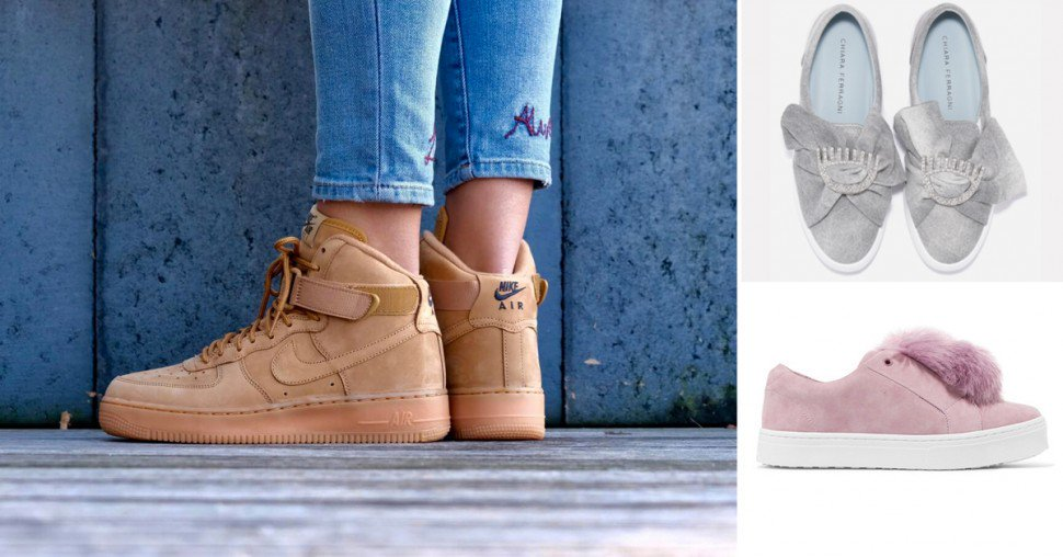 http:// bit.ly/2jyJ70P  &nbsp;    &gt;&gt; #Shopping : 10 paires de #baskets dont on rêve #shoes #sneakers <br>http://pic.twitter.com/cFKPjkivlR