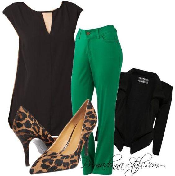 зеленые брюки с чем носить мужчинам фото