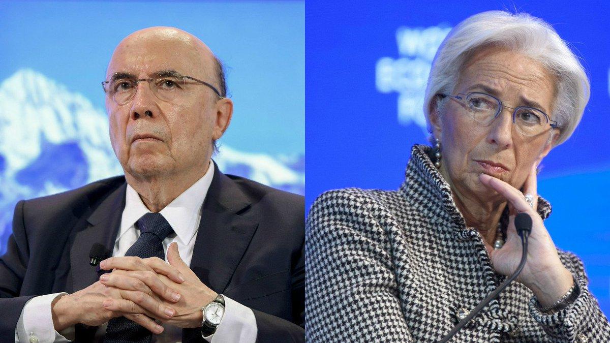Presidente do FMI contradiz Meirelles e afirma que prioridade deve ser combate à desigualdade social https://t.co/7HjsdfzqLN