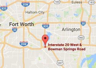 Bowman Springs : ARLINGTON WB shut Bowman Springs major accident