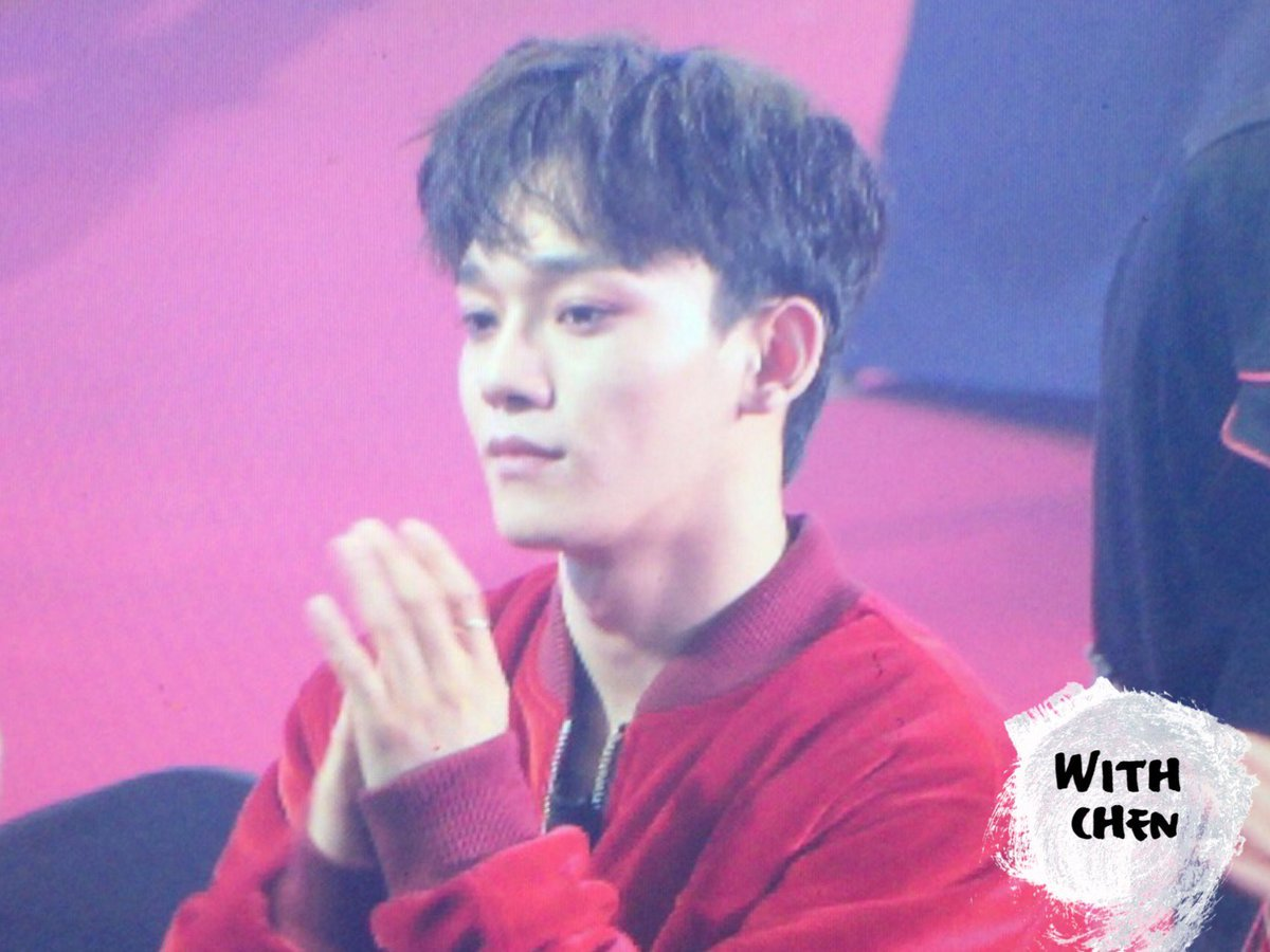 [PREVIEW] 170119 #EXO Chen at The 26th Seoul Music Awards cr. WITH_CHEN