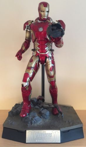Iron man mark 43 hot toys