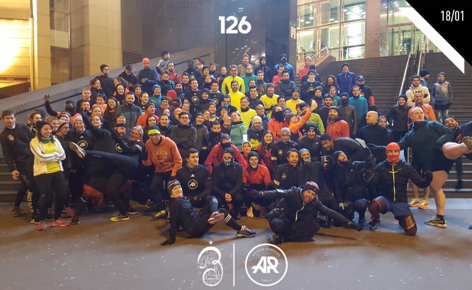 126 personnes qui ont bravés le froid hier soir lors du run hebdo de #why <br>http://pic.twitter.com/zFCZoVqHgN