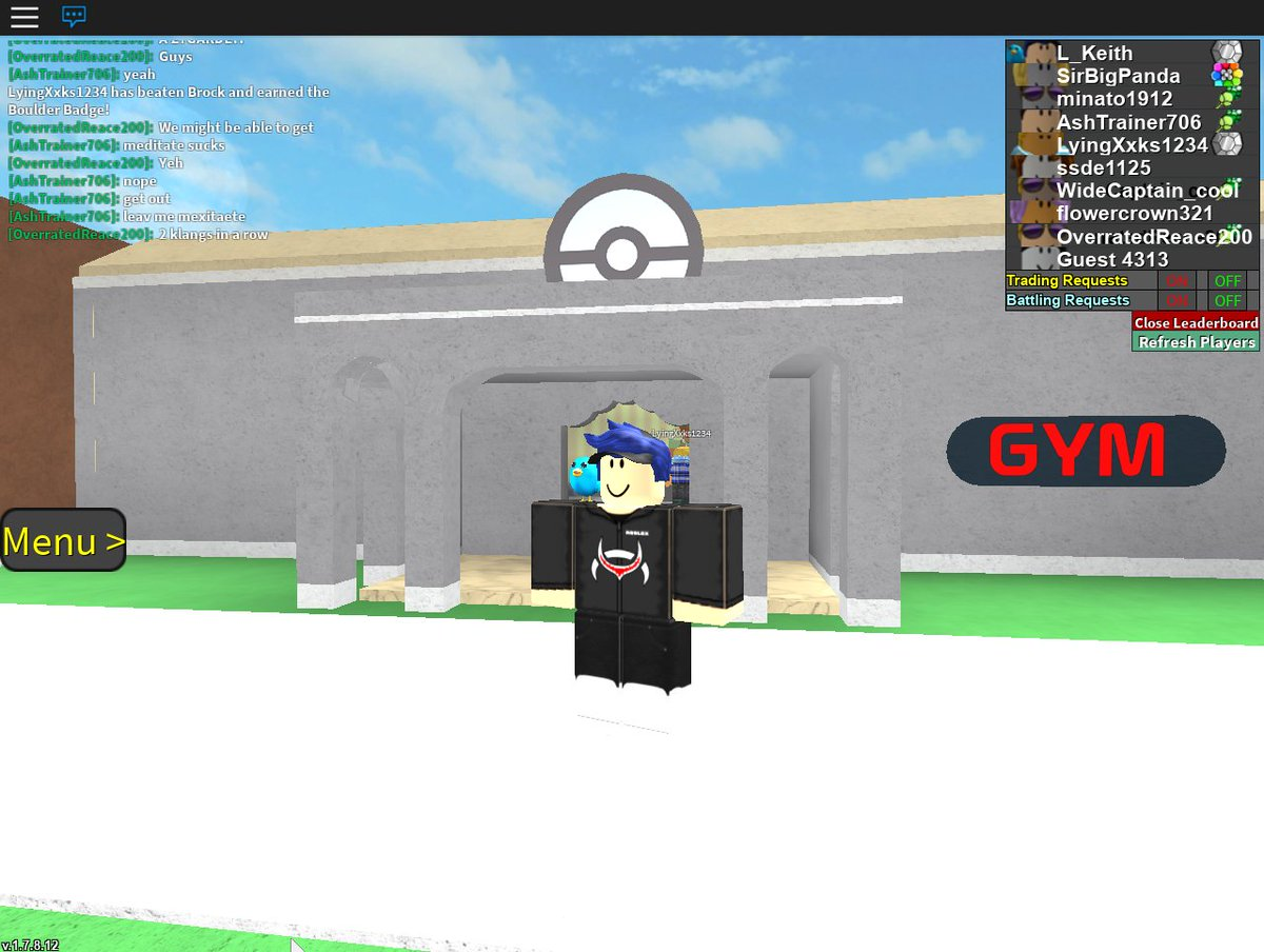 Projectpokemon Hashtag On Twitter - roblox project pokemon fastest easiest way to upload