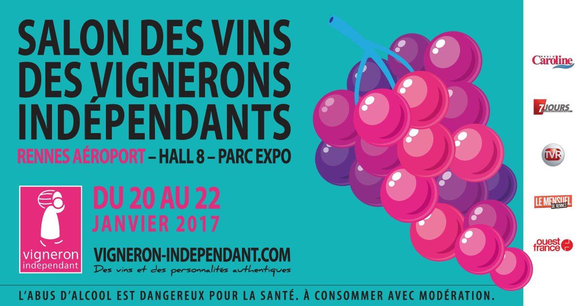 Parc expo de rennes parcexporennes twitter - Salon des vignerons independants rennes ...