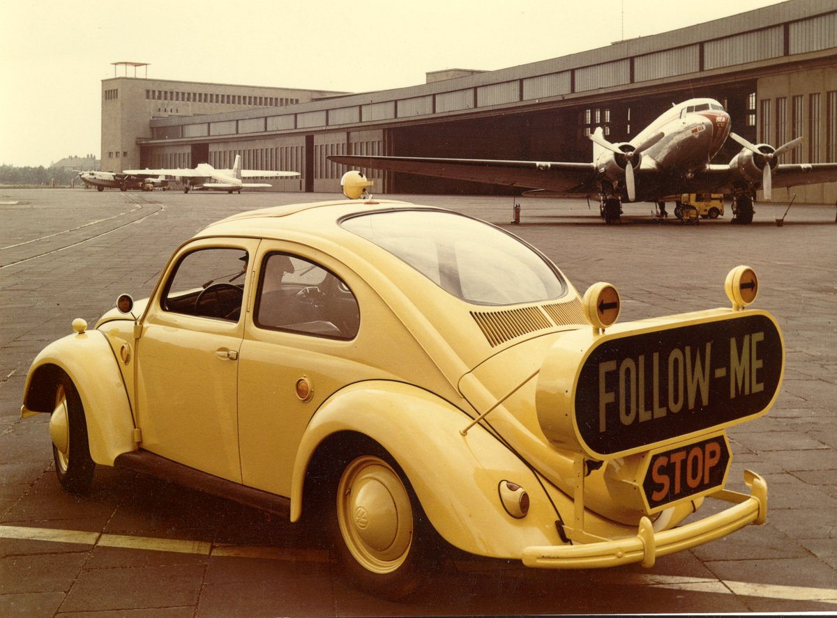 berlin airport service on twitter follow me at tempelhof airport back in 1954. Black Bedroom Furniture Sets. Home Design Ideas