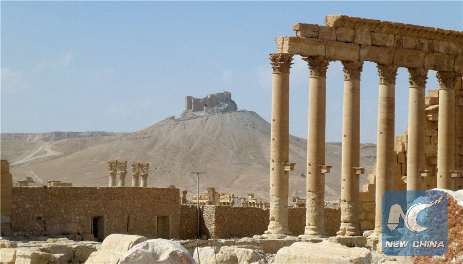 IS militants executed 12 people in Syria's Palmyra city https://t.co/5...