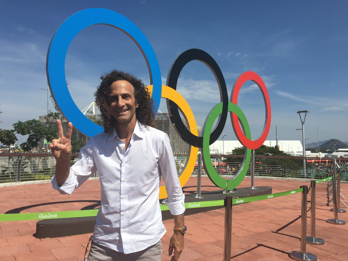 #TBT to having an incredible time at the Olympics in Rio last summer!...