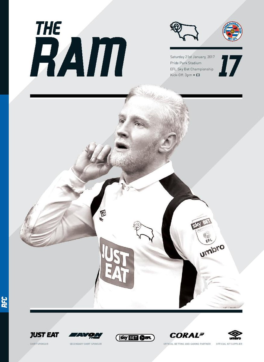 Derby County On Twitter The Ram Want To Know Whats