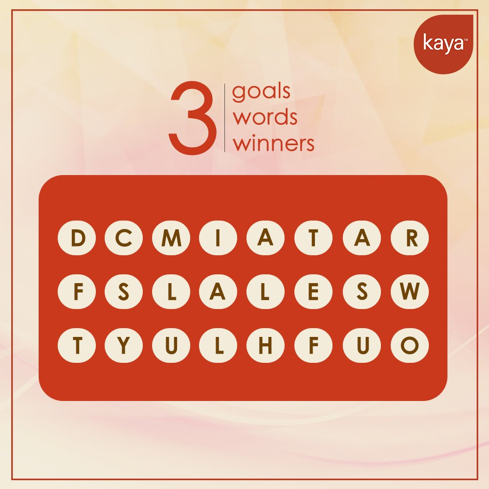 Unscramble the 3 words and stand a chance to win! #Contest #ContestAle...