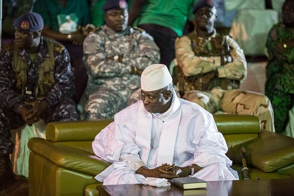Botswana becomes first African state to announce it no longer recognises Yahya Jammeh as The Gambia's president  https://t.co/uXf0Hav0kU