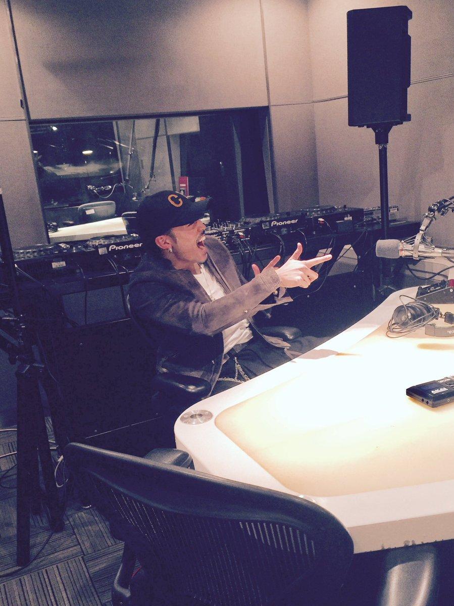 数原龍友 レギュラー出演中‼️ J-WAVE 81.3FM「PlayStation™Music TO…