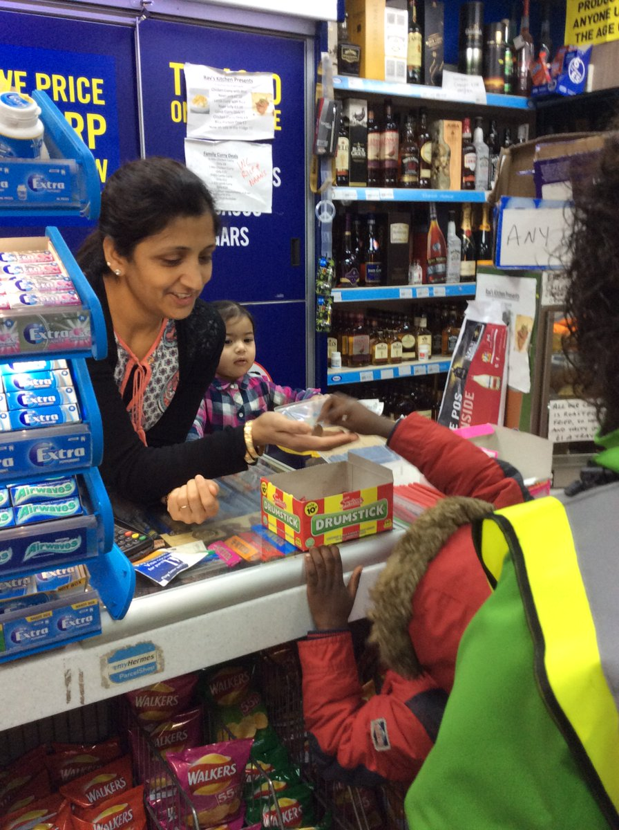 Reception children visited the Mace store, Deedmore road today. We met Rav and we bought sweets using the coins we have been learning about.