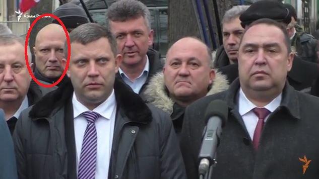Российско-оккупационные войска обстреляли Крымское из 120 мм минометов, - пресс-центр штаба АТО - Цензор.НЕТ 8323