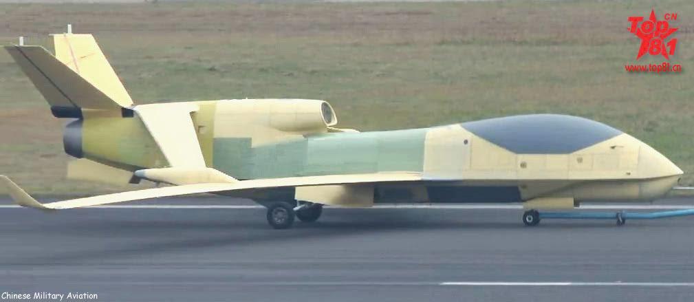中国のEA-03翔龍無人偵察機は去年から配備が始まっているわけですが、たぶん近いうちに日本周辺に現れ…