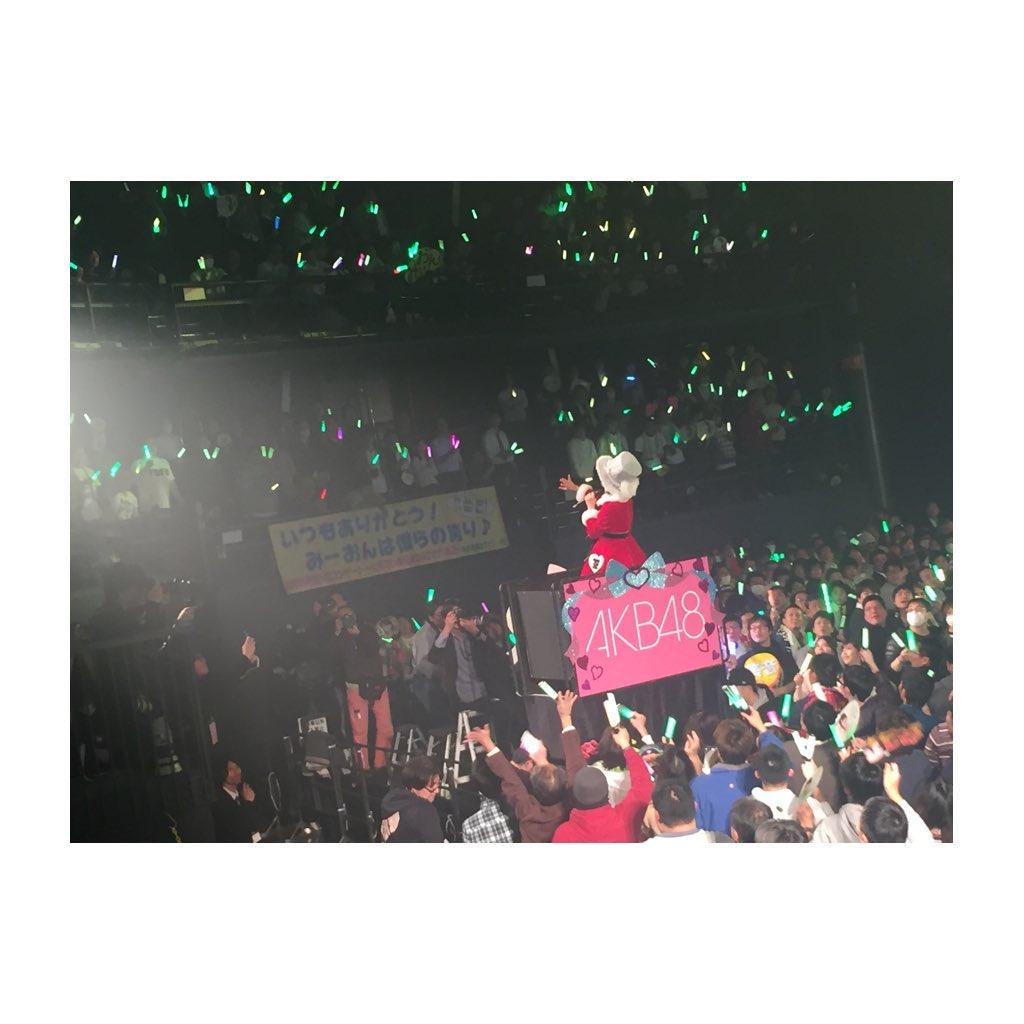 可愛すぎて可愛すぎました! AKB48を心から好きって気持ちがたくさん詰まったコンサートでした!  …