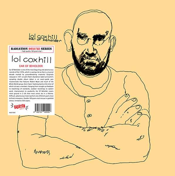 Lol Coxhill Ear Of The Beholder