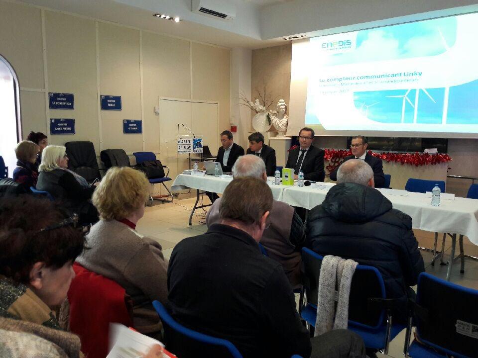 #endirect Réunion d&#39;information sur #Linky avec @brunogilles13 et les CIQ des 4eme et 5eme arrondissements de #Marseille<br>http://pic.twitter.com/ucxHMP3vnA