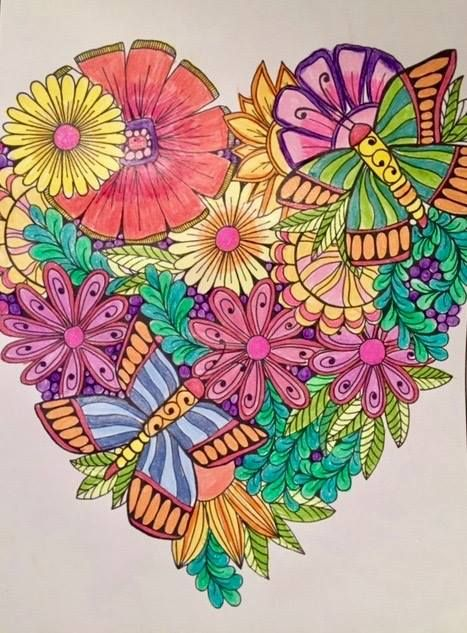 inkspirationscolor on twitter gel pens and markers from mindful