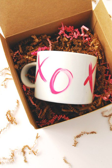 25 Charming and Sweet DIY Valentines Day Gift For Her
