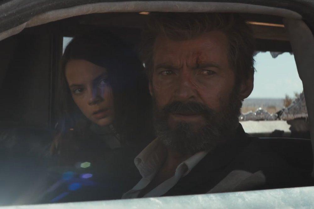 #X23 sort les griffes dans trailer final de #Logan > https://t.co/w...
