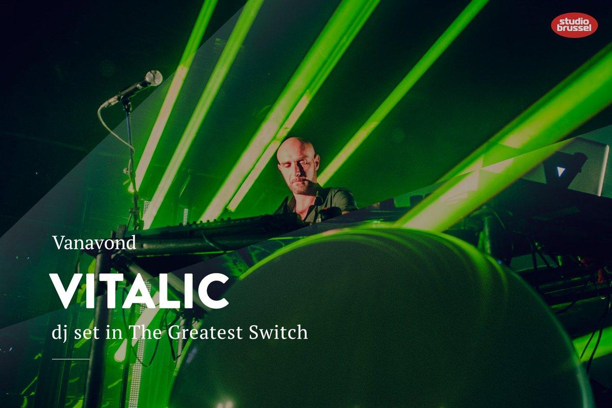 .@VitalicOfficial viert z'n nieuwe album in stijl en trakteert met een...