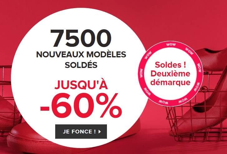 Nouvelle démarque #Sarenza ! jusqu&#39;à -60% sur plus de 700 marques ! Livraison &amp; retour gratuits &gt;&gt;  http:// ln4.fr/ln45880d9a705b 7d &nbsp; …  <br>http://pic.twitter.com/gpCfqc96G1