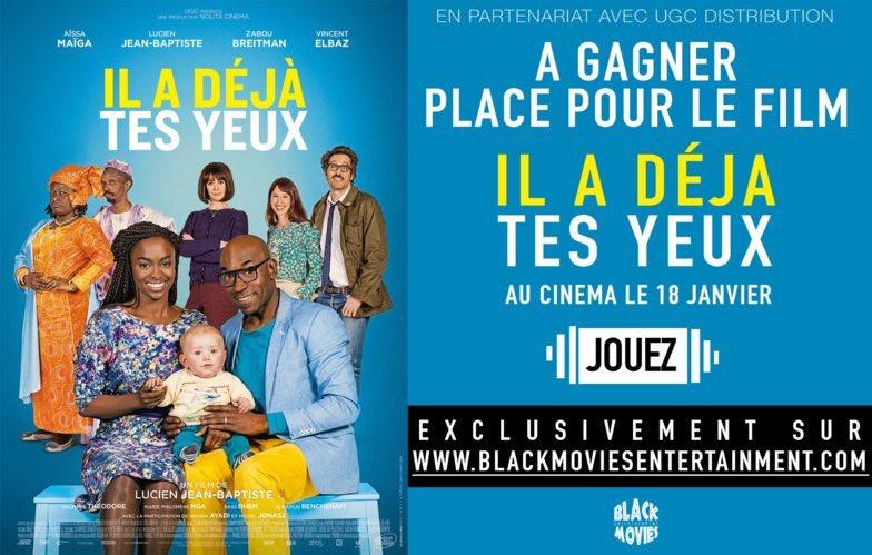 Participer à notre concours pour gagner vos places pour aller voir #iladejatesyeux sur  http:// bit.ly/2iBUPDV  &nbsp;   #CONCOURS #JeuConcours #film <br>http://pic.twitter.com/oEc393VlON