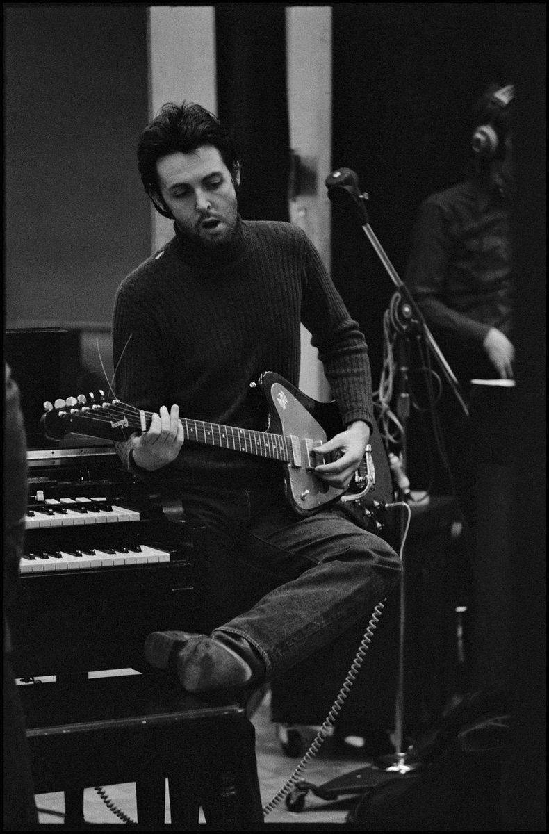 Paul McCartney On Twitter Recording Ram At Columbia Studios New York 1970 ThrowbackThursday TBT