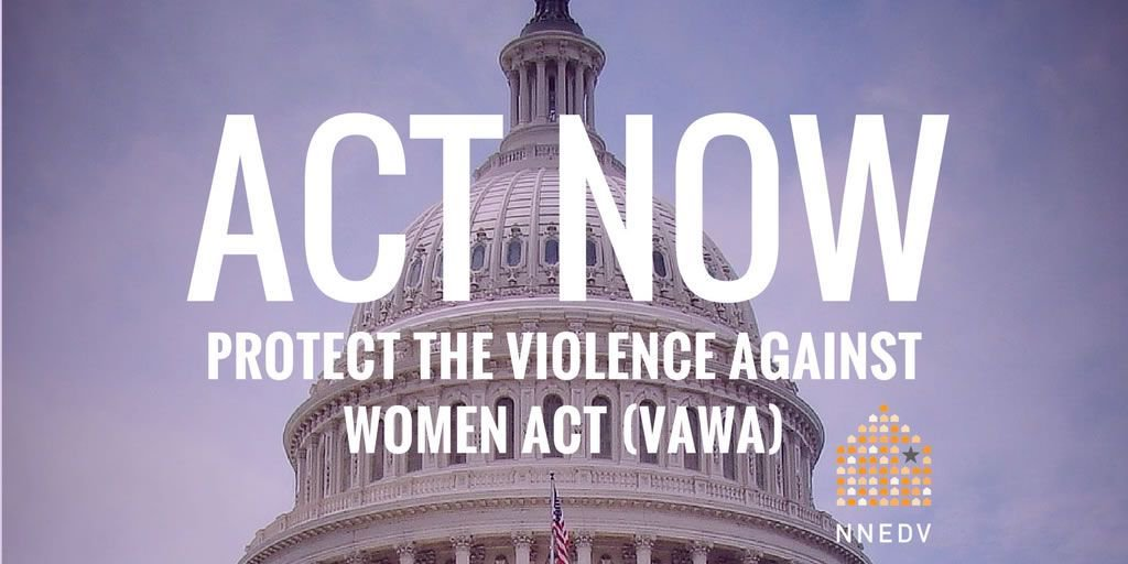 TELL CONGRESS: Protect funding for the Violence Against Women Act: https://t.co/MG3SP3i7kw #BeAVoice #endDV https://t.co/jh7VZQmreZ