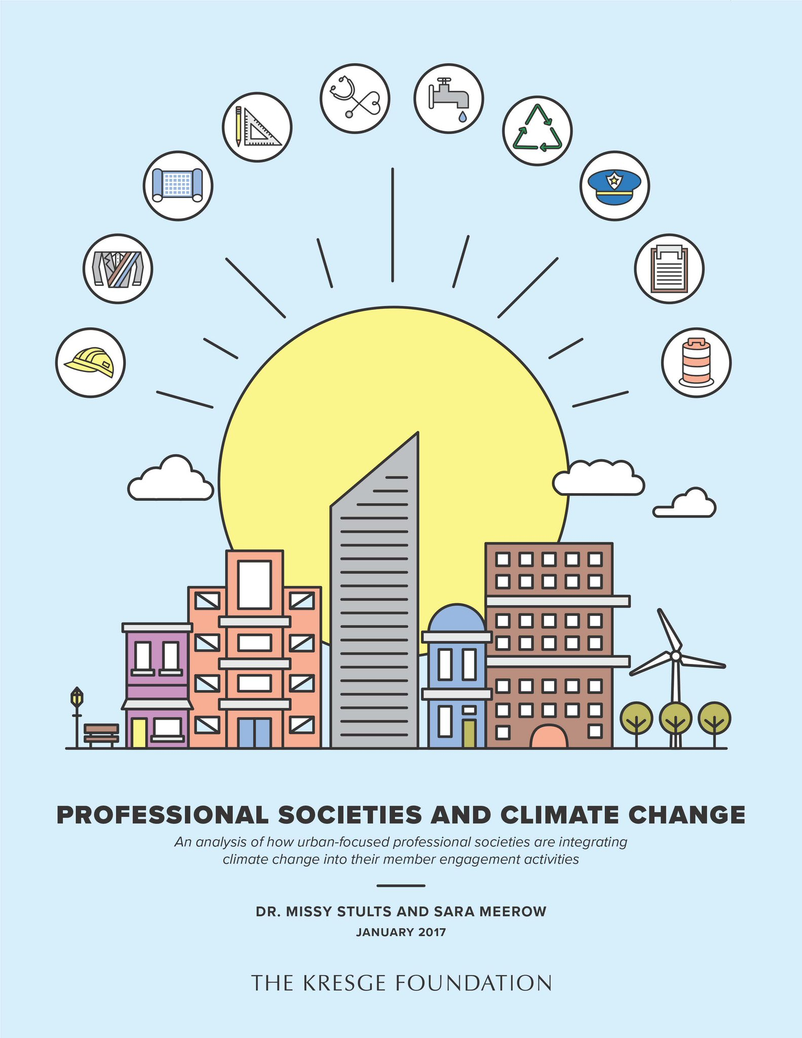 APHA is one of 9 U.S. professional societies taking comprehensive approaches to climate change, says @kresgefdn: https://t.co/9KkW7MUFdp https://t.co/z7Iihpia2i