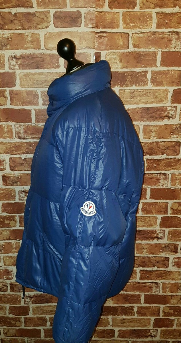 moncler jacket depop