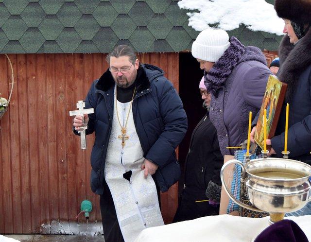 Крещение в Бутырках