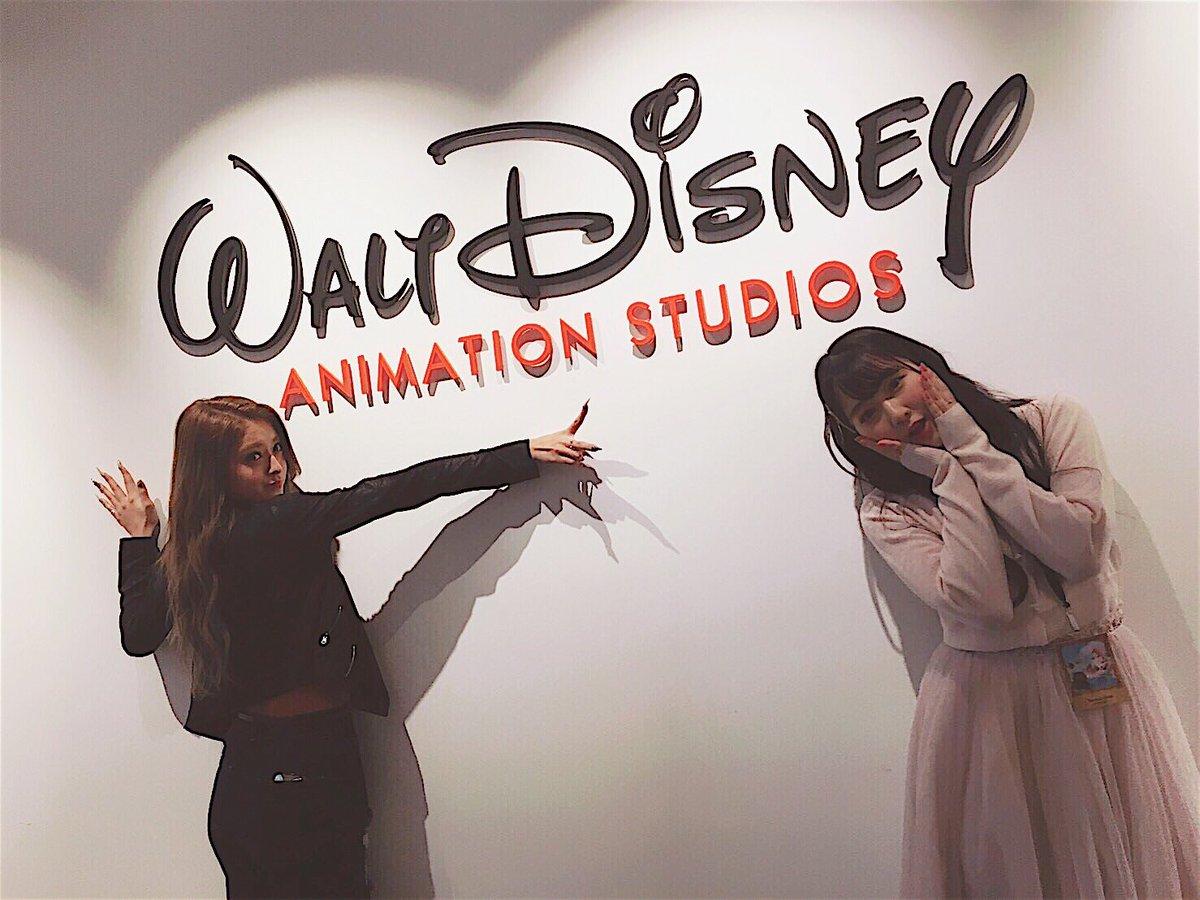 こちら19日の朝8:33☀️ 昨日はちょーレアな ディズニーアニメーションスタジオに お邪魔してディ…