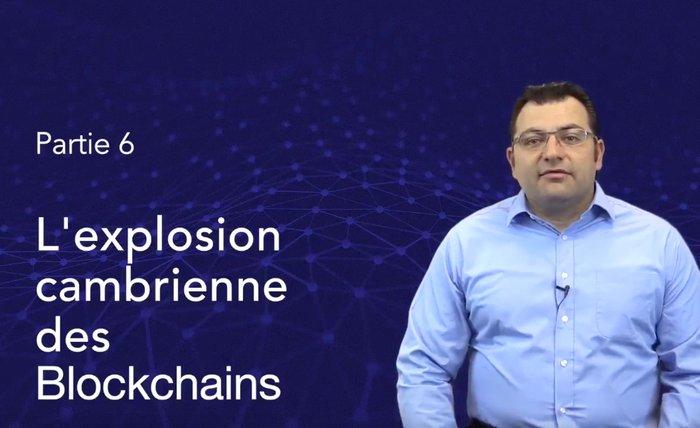 [#Blockchain] À voir ! Nouvel épisode de notre web-série @BlockchainR : &quot;L&#39;explosion cambrienne des blockchains&quot;  http:// ow.ly/Y0Lj308a1qw  &nbsp;  <br>http://pic.twitter.com/mIVrkJH2iv